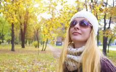 ¿Por qué debemos llevar gafas de sol también en otoño?