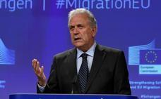 Bruselas plantea acoger en la UE a 50.000 refugiados de Oriente Medio, África y Turquía