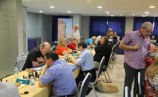Almuñécar acoge a más de medio centenar de los mejores ajedrecistas ciegos
