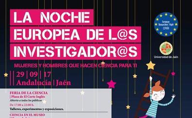 Llega a Jaén 'La Noche Europea de los Investigadores'