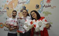 Cruz Roja Almería celebra este jueves el Día de la Banderita