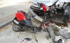 Dos heridos muy graves en Granada tras ser atropellados por un conductor sin carné y ebrio