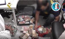 Cae una red que enviaba marihuana desde Granada al resto de Europa, con 28 detenidos