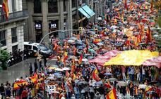Vargas Llosa y Coixet encabezarán la manifestación contra la independencia