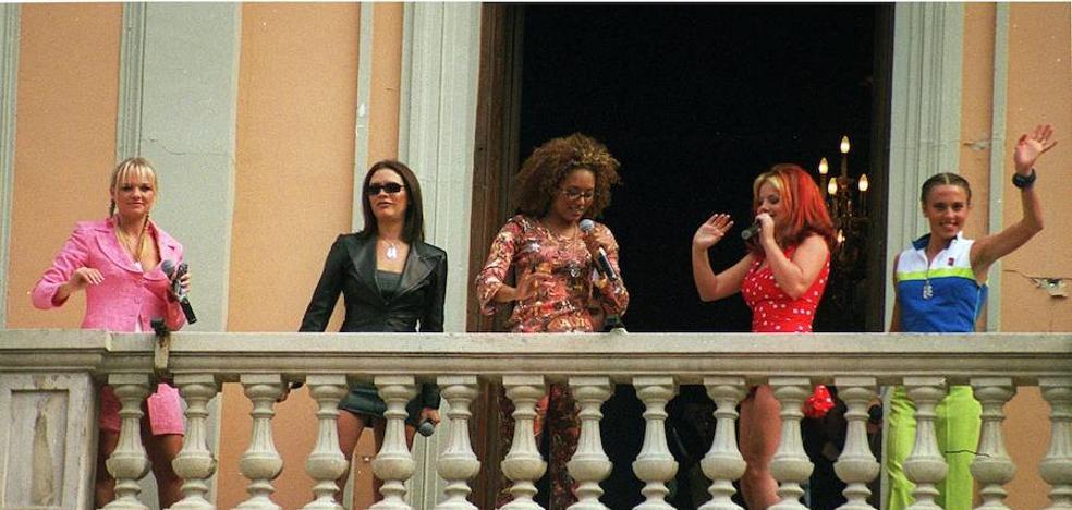 20 años del día que las Spice Girls revolucionaron Granada