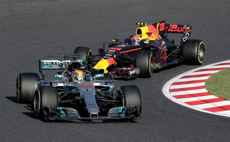 Los mejores momentos del Gran Premio de Japón de Fórmula 1