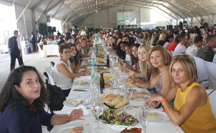 Primaflor celebra con sus empleados 40 años en la industria agraria