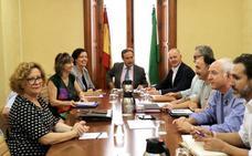 López exige al Ministerio la llegada del AVE Mediterráneo a Almería