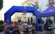 Más de 130 deportistas participan en la quinta edición de la 'Carrera de la Uva' de Canjáyar