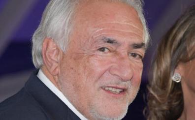 Strauss-Kahn se casa por cuarta vez