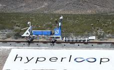 Instalan un supertubo de 12 metros para probar la cápsula Hyperloop