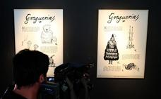 Las greguerías de Gómez de la Serna se exhiben en Logroño