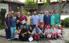 Profesionales del SAS en Jaén atienden a 430 pacientes en una nueva expedición de ayuda a Guatemala y Nicaragua