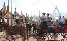 Cielos despejados y máximas de 30 grados para la Feria de Jaén