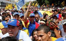 Un ciudadano venezolano pide asilo en Jaén y denuncia vejaciones en su país