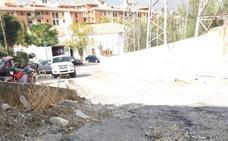 El PSOE pide la adecuación del camino de acceso al cementerio de San Eufrasio