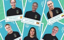 Las españolas Vero Boquete y Olga García se unen a 'Common Goal'