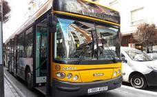 """JeC pide al Ayuntamiento que exija la eliminación """"inmediata"""" de los tornos en los autobuses urbanos"""