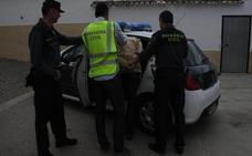 Dos detenidos en Martos por una docena de robos con fuerza alrededor de la provincia