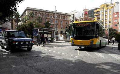 Compromiso municipal para eliminar los tornos de los autobuses a primeros de 2018