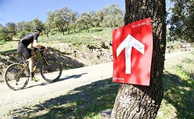 Andalucía Bike Race 2018 tendrá 412 km con salida en Linares y final Córdoba