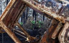 Bruselas no ha recibido aún la petición de ayudas por los incendios por parte de España