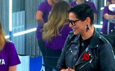 Rosa 'destripa' en OT la sorpresa que preparaba Bertín