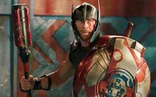 Thor se desmelena
