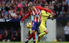 El Atlético sigue atascado