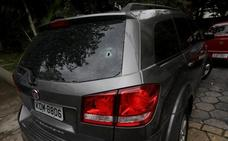Llega a Madrid el cadáver de la turista muerta en Brasil por disparos de la Policía