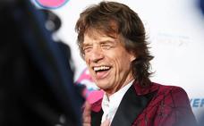 La nueva novia de Mick Jagger es 52 años más joven que él