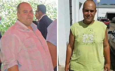La nueva vida de Adrián: así adelgazó 88 kilos en 9 meses sin operaciones