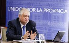 Diputación dejará de usar 80 toneladas de papel con la comunicación electrónica