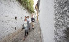 Los vecinos exigen más presencia policial en el Albaicín tras una oleada de robos violentos