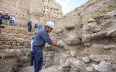 Bab Qastar, la puerta del tiempo