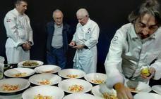 Un festín a '14 manos', el culto a la rica gastronomía local