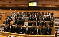 La Alpujarra, presente en el Senado en la I Jornada de Los Pueblos Más Bonitos de España
