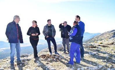 Lanzan en Granada un plan de adecuación de infraestructuras en espacios naturales con 238 actuaciones