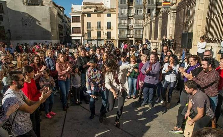 Domingo flamenco en la Catedral de Jaén