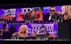 Pamela Anderson se va a sentar en el Chester de Risto