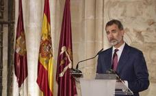 El Rey Felipe VI acepta la presidencia del I Congreso Internacional de las Montañas