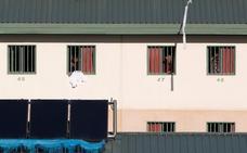 Otros cincuenta inmigrantes serán trasladados a la cárcel de Archidona