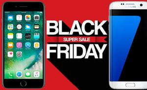 Black Friday en Samsung, Apple, Huawei y LG: descuentos en televisores, Galaxy, iMac, iPhone y iPad