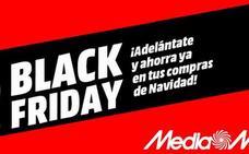MediaMarkt lanza 20 grandes ofertas en teléfonos, ordenadores y iPad por el Black Friday