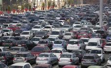 Las carreteras vuelven a la normalidad tras el Black Friday