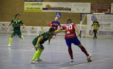 El Atlético Mengíbar FS busca seguir su racha positiva en la cancha del Puertollano