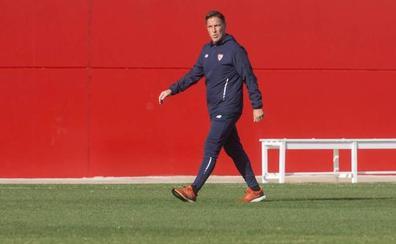 Berizzo: «Estoy bien e imagino un futuro junto al Sevilla»