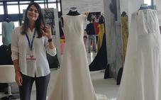 María José Suárez presenta su colección nupcial en Expoboda 2017