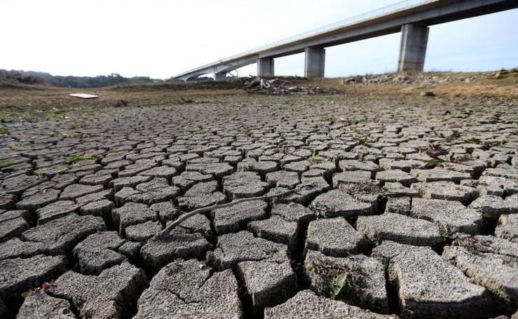 Las 21 fotos de la alarma en España: los terribles efectos de la sequía
