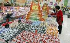Jaén, 3 millones de kilos de dulces navideños